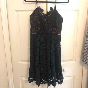 Romeo + Juliet Couture crochet dress. Size Small
